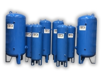 Compressed Air Receivers